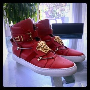 Versace shoes size 11 US